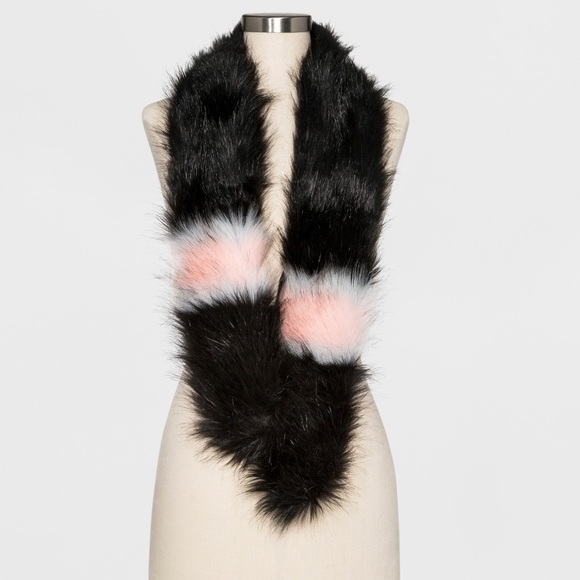 Mossimo Supply Co. Accessories - Women's Faux Fur Scarves - Mossimo Supply Co.™